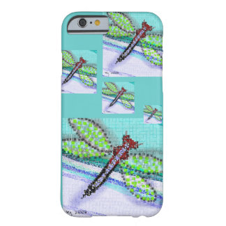 Mosaic Dragonfly iPhone 6/6s Phone Case