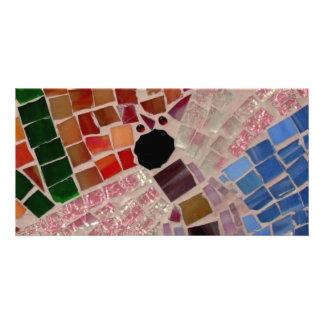 Mosaic Firefly Card