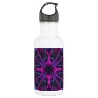 Mosaic Fractal 75 18oz Water Bottle