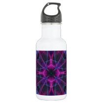 Mosaic Fractal 75 Stainless Steel Water Bottle