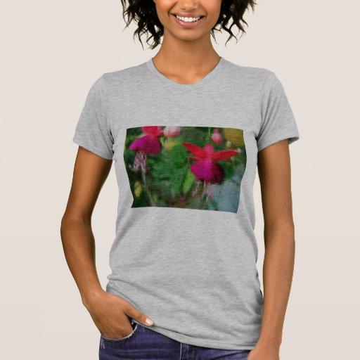 Mosaic Fuchsia 3 T-shirts