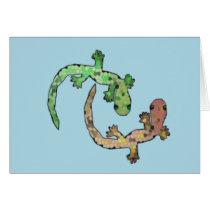 Mosaic Geckos