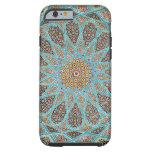 Mosaic Geometric Pattern Case Tough iPhone 6 Case