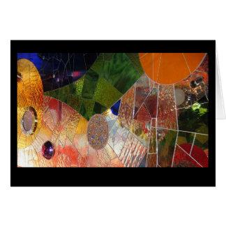 mosaic greeting cards