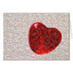 Mosaic Heart Cards