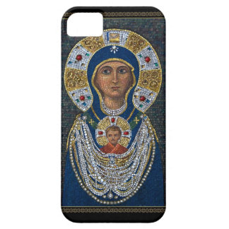 Mosaic icon from Murano island iPhone 5 Case