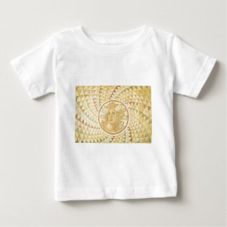 Mosaic in Athens, Greece Baby T-Shirt
