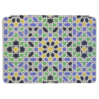 Mosaic in dado of the door in the hall of the Two iPad Air Cover