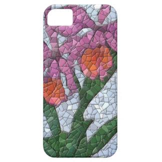 Mosaic Iris iPhone 5 Cases