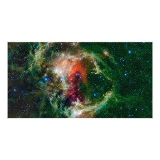 Mosaic is of the Soul Nebula Photo