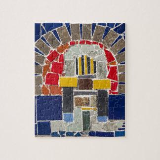 Mosaic Jigsaw Puzzle