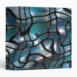 Mosaic Jigsaw Sea Binder