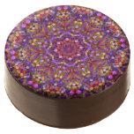 Mosaic Kaleidoscope Dipped Oreo® Cookies