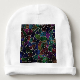 Mosaic Lora, multicolor Baby Beanie