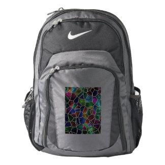 Mosaic Lora, multicolor Nike Backpack