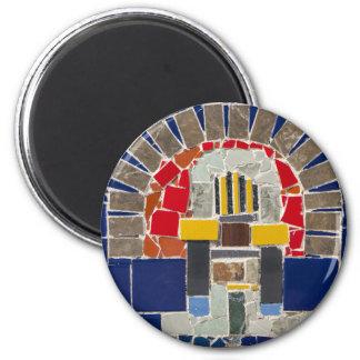 Mosaic Magnet