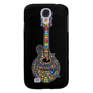 Mosaic Mandolin Galaxy S4 Case