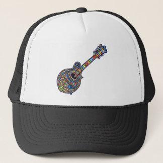 Mosaic Mandolin Trucker Hat