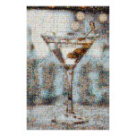 Mosaic Martini (3200 imágenes) Posters