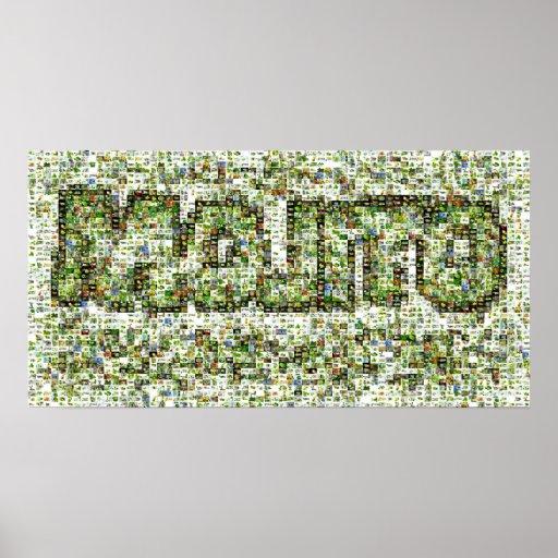 Mosaic Mojito Impresiones