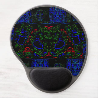 Mosaic Mystery Gel Mouse Pad