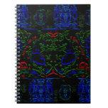 Mosaic Mystery Notebook