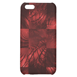 Mosaic of Madness Fractal iPhone 5C Cover
