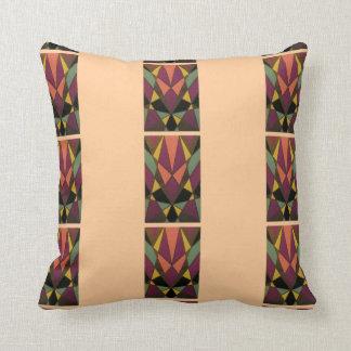 Mosaic Panels Pillow