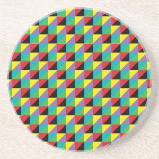 Mosaic Pattern Coaster