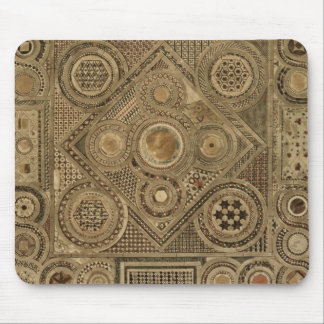 Mosaic Pavement Before the Altar, plate A from 'We Mouse Pad