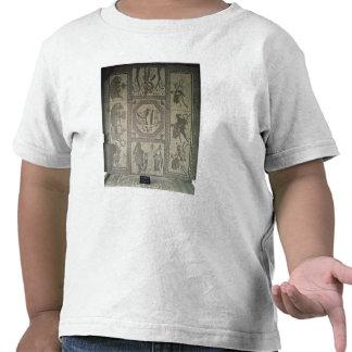 Mosaic pavement from the Roman villa at Low Tee Shirts