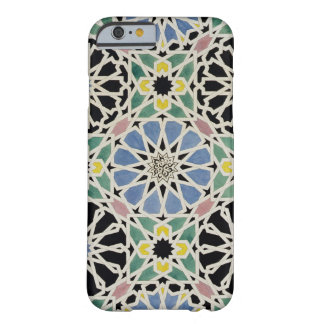 Mosaic Pavement in the Alhambra, from 'The Arabian Barely There iPhone 6 Case