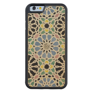 Mosaic Pavement in the Alhambra, from 'The Arabian Carved Maple iPhone 6 Bumper Case
