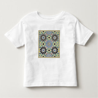 Mosaic Pavement in the Alhambra, from 'The Arabian Tshirt