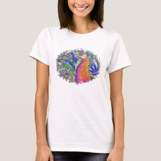 Mosaic Peacock T-Shirt