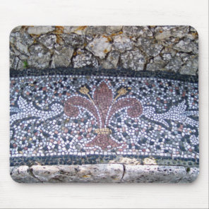 Mosaic - Piazzale Michelangelo - Florence, Italy Mouse Pad
