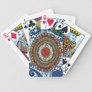 Mosaic Playing Cards