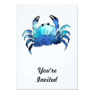 Mosaic Polygon Blue Crab Announcement