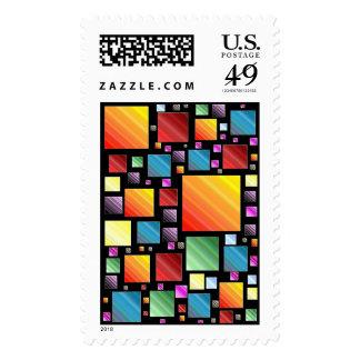 Mosaic Postage