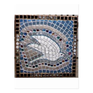 Mosaic Postcard