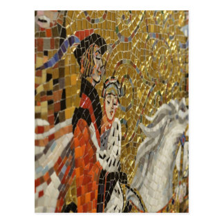 Mosaic Post Cards