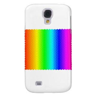 Mosaic Rainbow Galaxy S4 Covers