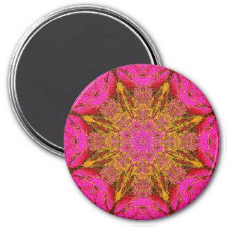 Mosaic Rock Magnet