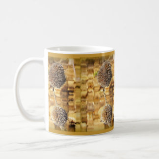 Mosaic Seed Pod Coffee Mug