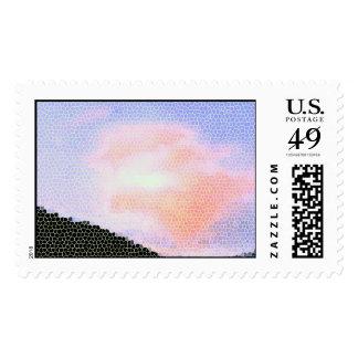 Mosaic Sky Postage