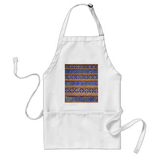 Mosaic Stairs Adult Apron
