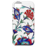 Mosaic Tile Flower - Turkish iPhone 5 Covers