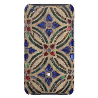 Mosaic tile pattern stone glass Moroccan photo iPod Case-Mate Case
