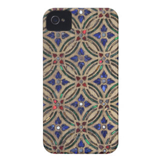 Mosaic tile pattern stone glass photo iPhone 4S iPhone 4 Case-Mate Case
