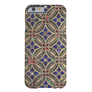 Mosaic tile pattern stone glass photo iPhone 6 cas Barely There iPhone 6 Case